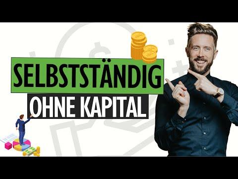 Selbständig machen: Ohne Kapital in die Existenzgründung | felixthoennessen.de