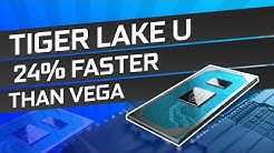 Intel's Xe Integrated Graphics 24% Faster Than AMD's Vega 8!