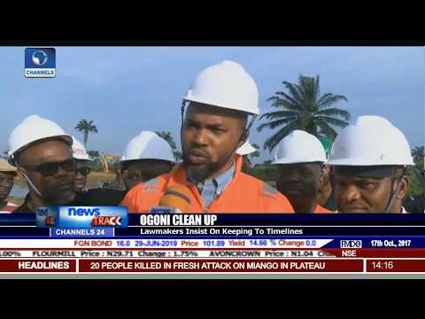 Lawmakers Insist On Keeping To Ogoni Clean-Up Timelines