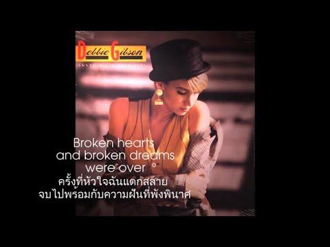 เพลงสากลแปลไทย #70# Foolish Beat - Debbie Gibson (Lyrics & ThaiSub)