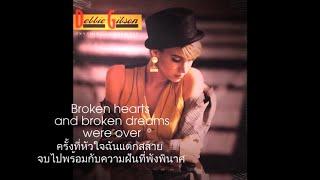 เพลงสากลแปลไทย Foolish Beat - Debbie Gibson (Lyrics & ThaiSub)