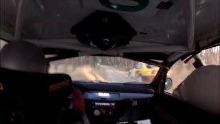 Rallye Bad Schmiedeberg 2016 WP8 Team XADO Milde/Möhrpahl
