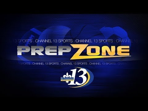 PrepZone LHSAA Bi-District Football Playoffs: DeRidder High School @ Lakeshore High School