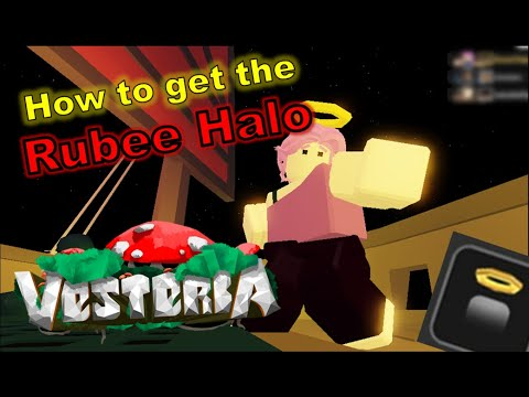 Download How to get The Rubee Halo | Vesteria | Roblox