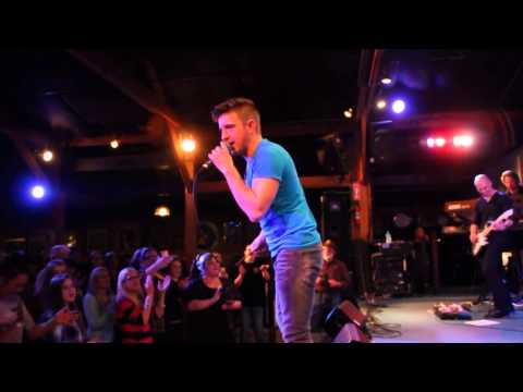 Billy Gilman -Don't Stop Believin' (Live) featuring The Ragged Impresarios