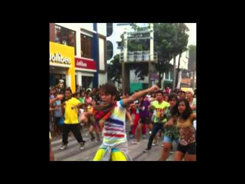 First Flashmob in Bangued