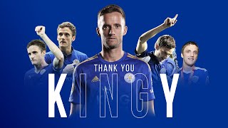 Thank You, Kingy | Leicester City Players Pay Tribute To Andy King