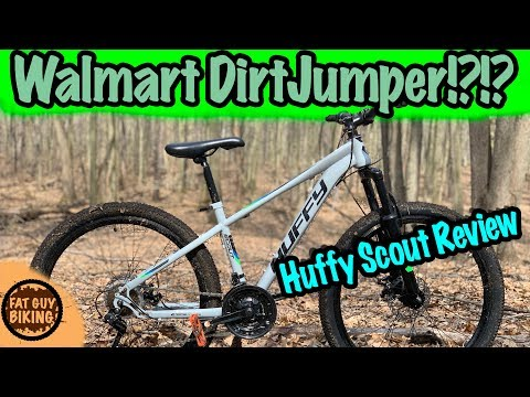 2019 Huffy Scout Review - YouTube