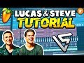 HOW TO MAKE A DROP LIKE LUCAS & STEVE
