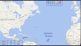 2019 Atlantic Hurricane Season (sp4449lover)