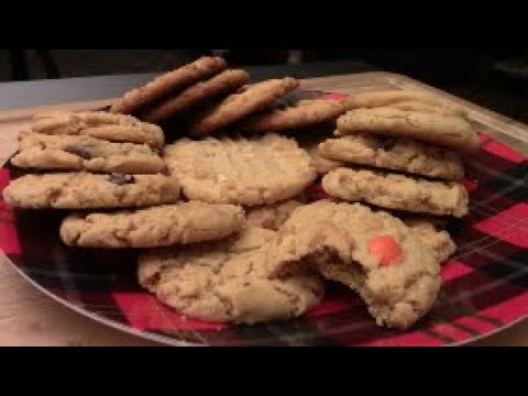 How To Make Peanut Butter And Reese's Peanut Buttercup Cookies, SO SIMPLE AND EASY !!!
