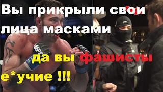 ДЖЕЙК ШИЛДС СПАС ЧЕЛОВЕКА, МАЙРБЕК ХАСИЕВ и ДАНА УАЙТ