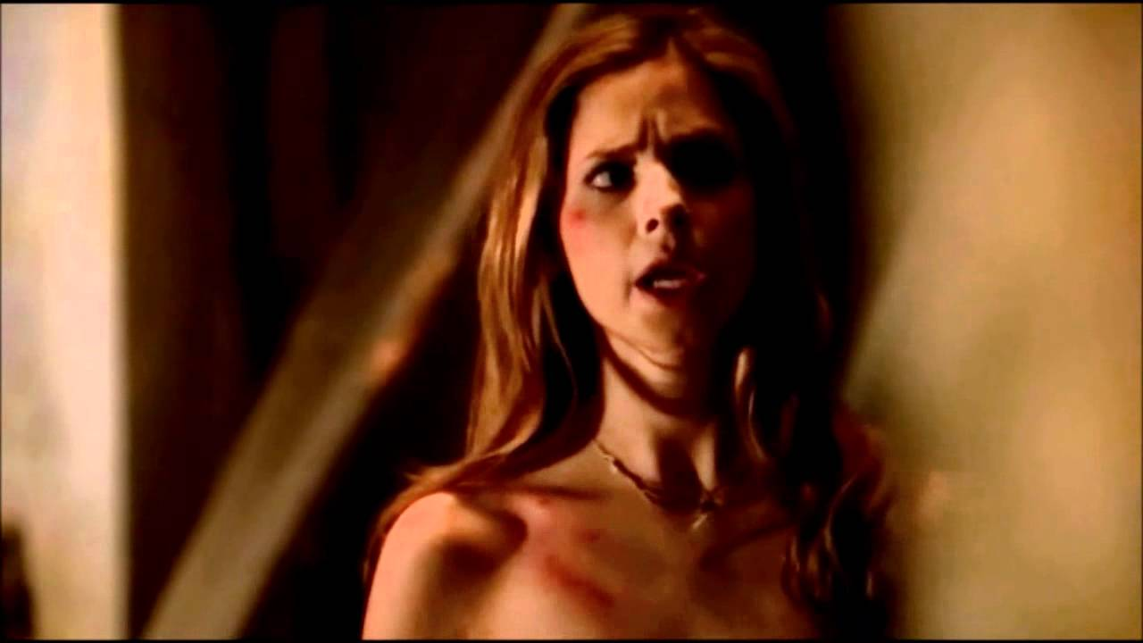 Pity, that Buffy the vampire slayer naked and sexy think