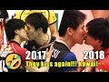 They kiss again!!! Volleyball couple with kiss scene | Kawaii~~