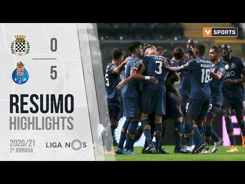 Boavista FC Porto Goals And Highlights