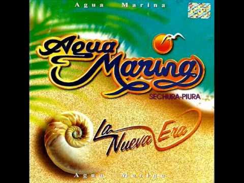 AGUA MARINA - Llamas de amor VOL 12.wmv