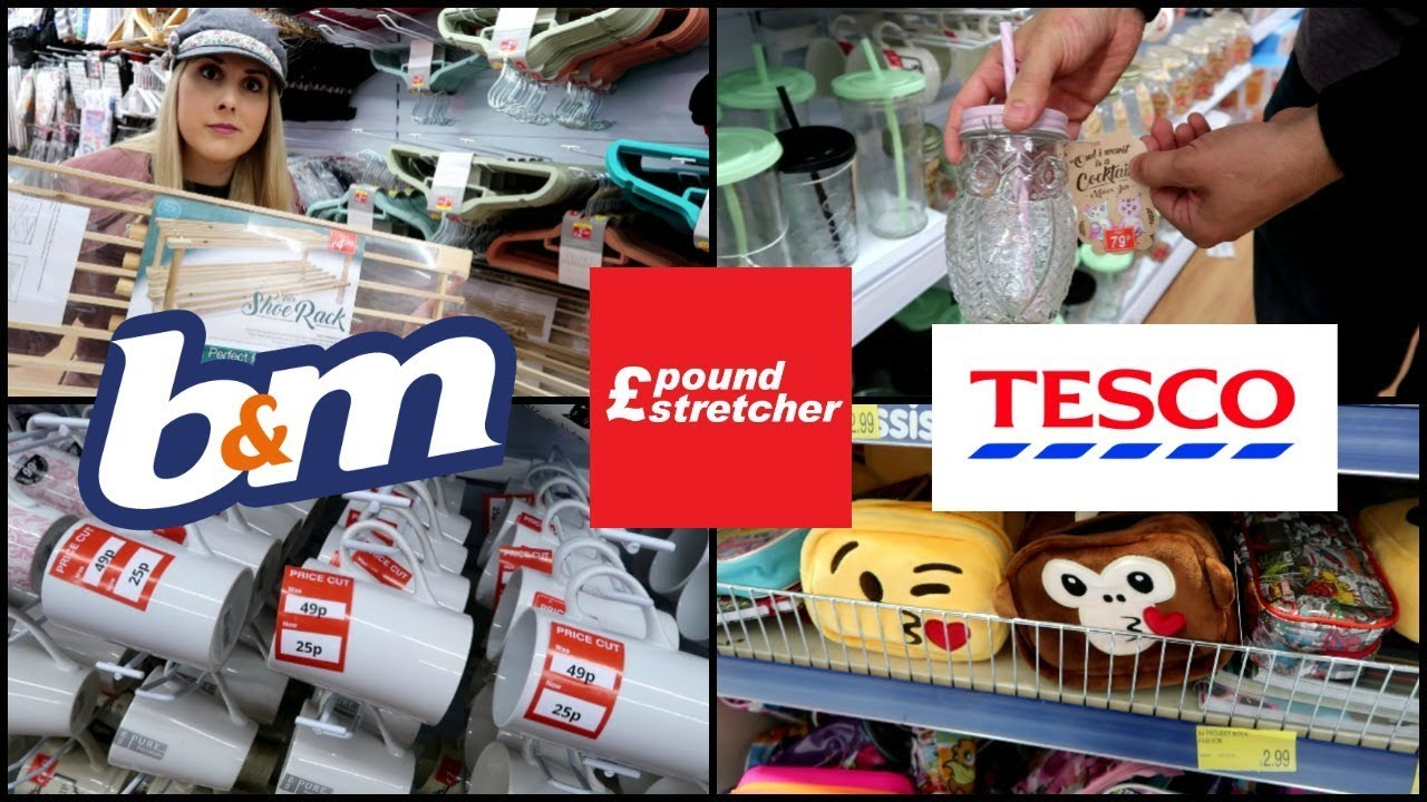 M M Toys Sale : Poundstretcher b m and tesco toy sale vlog youtube