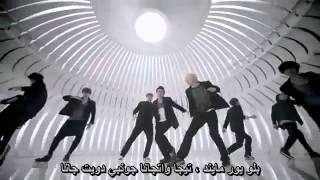 نطق مستر سمبل Super junior Mr.Simple Rom - YouTube.flv