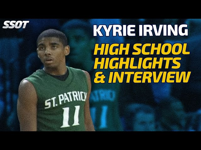 KYRIE IRVING HS HIGHLIGHTS