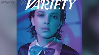 Millie Bobby Brown Talks Stranger Things, Growing Up And Her 1st Kiss
