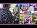 Walt Disney World VLOG  | EPCOT 2018  🎨 Watch Famous Artists LIVE - World Showcase