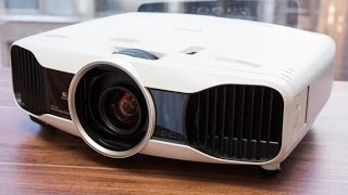 Epson PowerLite Home Cinema 5030UB 1080p 3D Projector Review