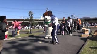 2015-10-25 おこみんサッカーにチャレンジ in ドリームモータースクール昭和 飯塚浩司 検索動画 15