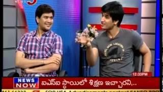 Nikhil talk about Swami Rara movie -TV5