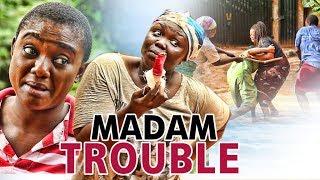 Madam trouble 1 - latest 2017 nigerian nollywood movies | youtube movies
