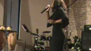 """Exclusive Clip - Damita performing """"It All Belongs to You"""""""