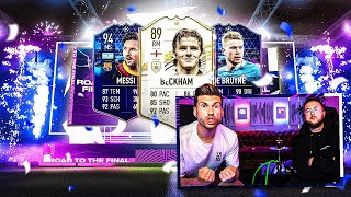 FIFA 21:TOTGS Pack Opening ESKALATION + WL Start  🔥🔥