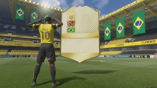 FIFA 17 PELE IN A PACK!