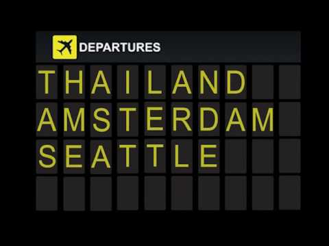 after effects airport departure board template download free