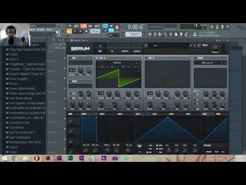 Making Melodic Dubstep /Weirdest sound ever? - Live Stream! - Fl Studio 12