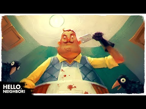 Hello Neighbor - [Alpha 4] - [Live Gamers Addict] - [Pc] - #02- [Fr]