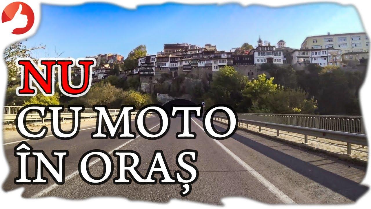 De ce să nu mergi cu motocicleta prin oraș! #motovlog