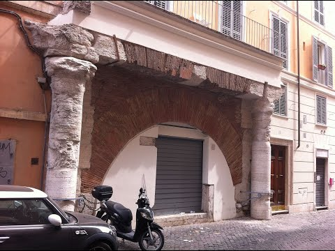 7 Roman Buildings Hidden in Plain Sight - toldinstone