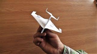 10 moduri de a face avioane de hartie
