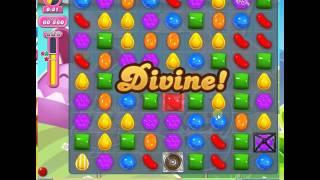 Candy Crush Saga Level  1585 (2* No Booster)