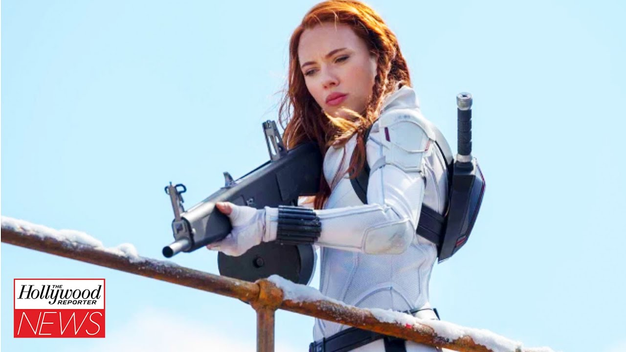 SAG-AFTRA President Shames Disney Over Scarlett Johansson Lawsuit I THR News