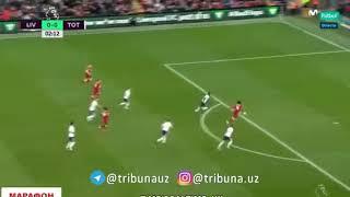 Ливерпуль Тоттенхэм 2-2  все голы 