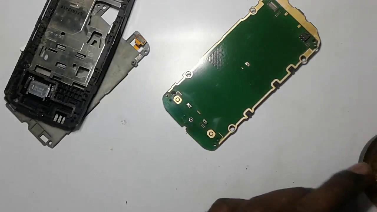 Nokia 305 Mic Jumper Solution