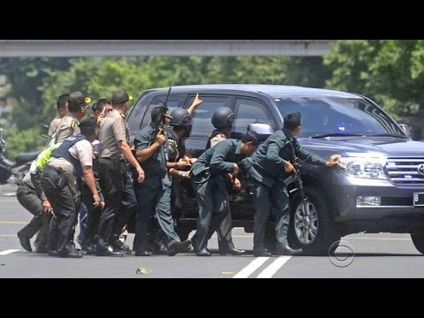 ISIS claims responsibility for Jakarta attack