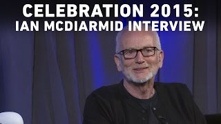 Ian McDiarmid Interview with StarWars.com | Star Wars Celebration Anaheim