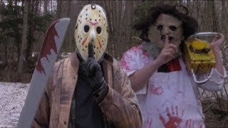 Jason Voorhees & Leatherface Talk - Friday The 13th Vs The Texas Chainsaw Massacre