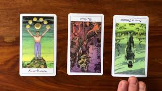 Daily Tarot Reading for 28 December 2017 | Gregory Scott Tarot