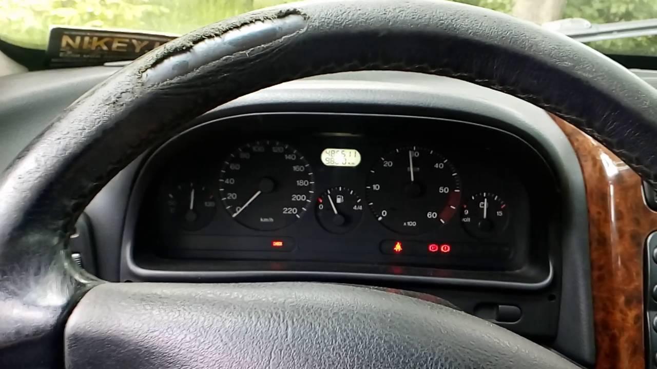 Lancia Kappa 2.4 JTD(часть3)
