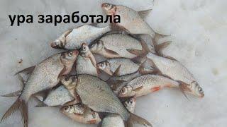 рыбалка на реке наконец то на подкормку подошла рыба ловлю леща а вернее подлещика Исеть