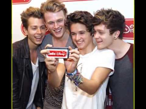 The Vamps - On The Floor (Lyric Video)