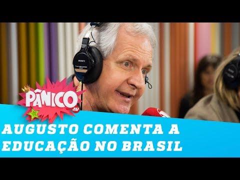 Augusto Nunes: 'Universidades federais são fábricas de analfabetos funcionais'